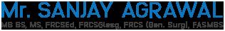 Mr Sanjay Agrawal Logo